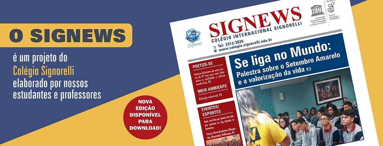 Jornal SIGNEWS