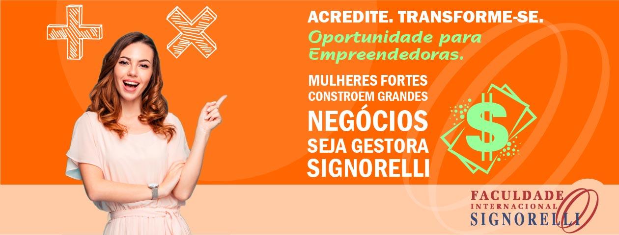 Seja parceiro da Faculdade Signorelli
