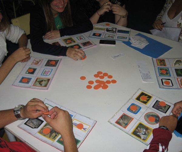 jogos no ensino das Ciências