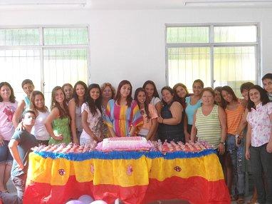 Páscoa no Orfanato Santa Rita de Cássia