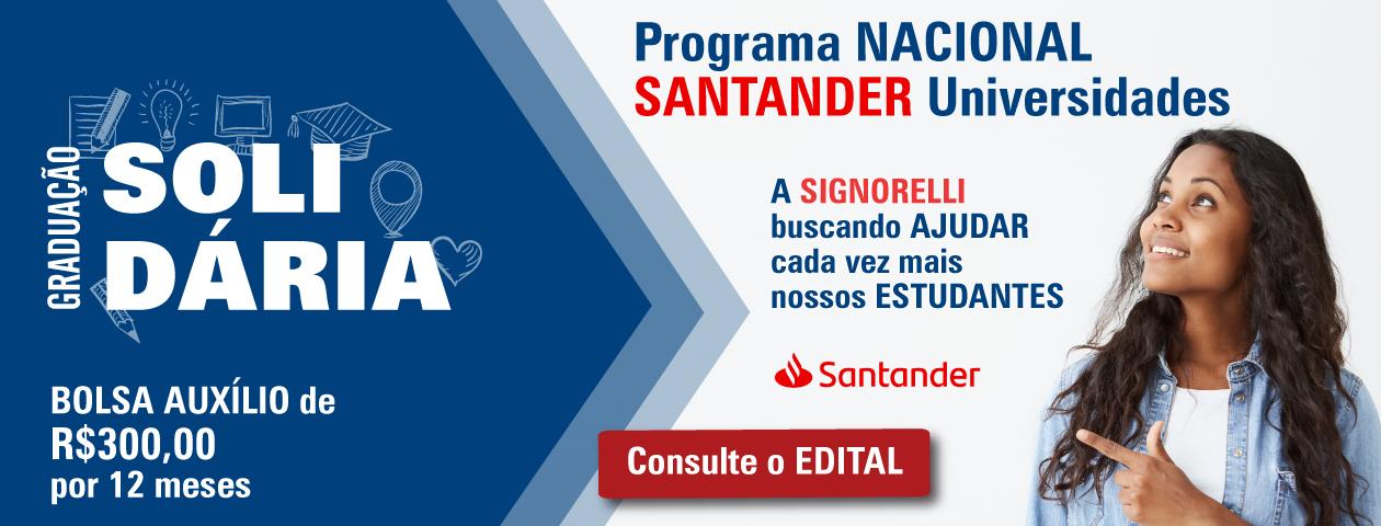Campanha Signorelli Santander 1