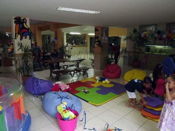 Projeto Brincar é Viver
