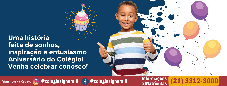 Aniversário Signorelli 1