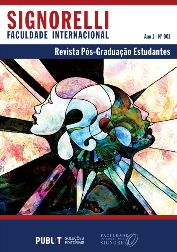 Revista Científica Pós-Graduação Estudantes N° 1