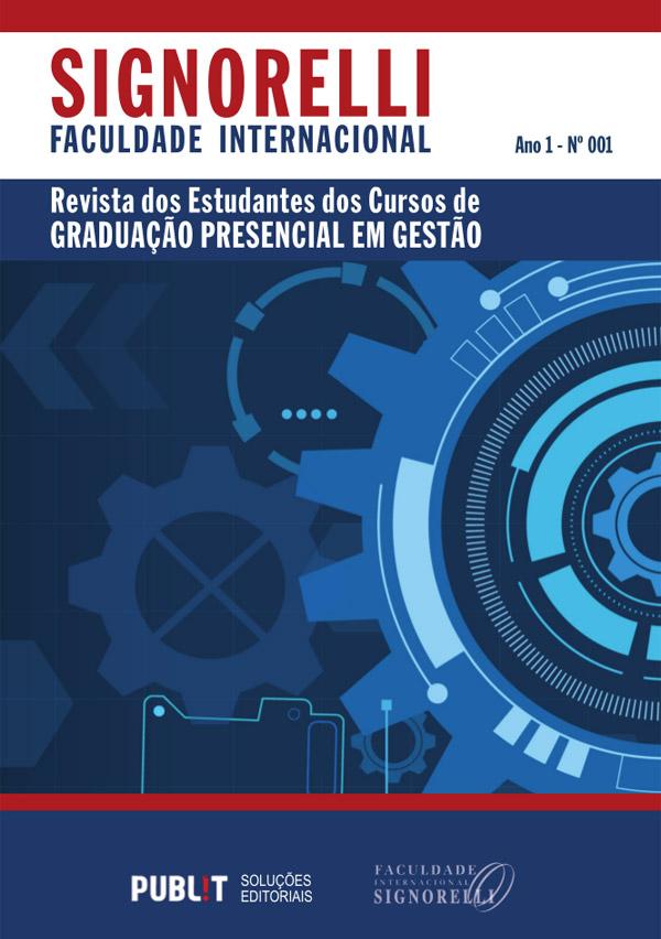 Revista dos Estudantes dos Cursos de Graduação Presencial em Gestão - Ano 1 N° 1