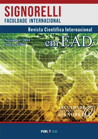 Revista Científica Internacional em EAD N° 6